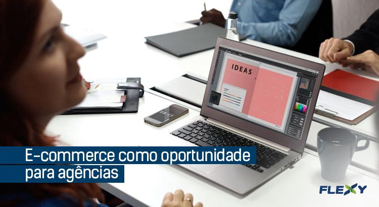 E-commerce agências