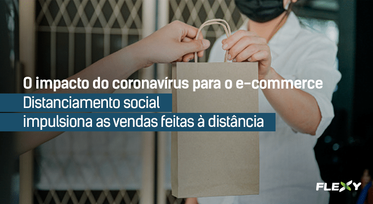 coronavírus para o e-commerce