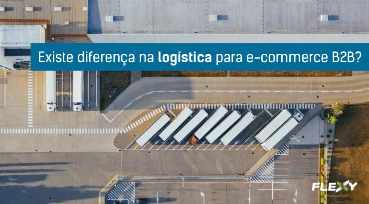 logistica ecommerce b2b