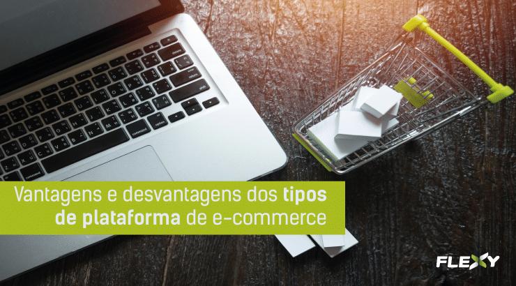 tipos de plataformas de e-commerce