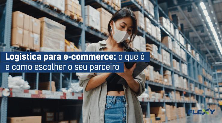 logística para e commerce