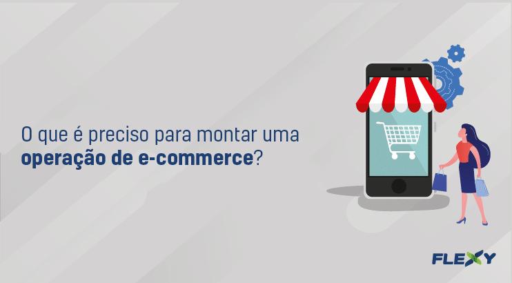 montar e-commerce