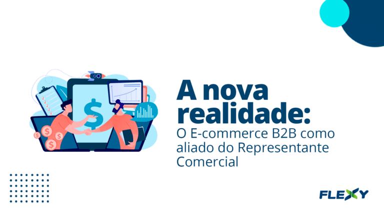 E-commerce e representante comercial